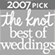 The Knot 2007 Award
