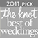 The Knot 2011 Award